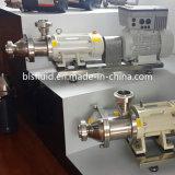 Personnalisé de haute qualité industrielle Double pompe à vis en acier inoxydable