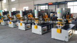 Shanghai Jinsanli hidráulico opera a máquina do Ironworker