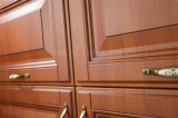 現代卸売PVC膜の食器棚