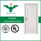 Type neuf de porte en bois solide extérieure de finition de finissage