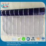 Contrôle du bruit bleu Super Flexible transparent en PVC de pliage multiple Feuille de rideau