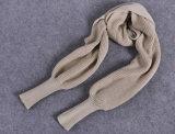 Зимы осени типа способа шаль плащи-накидк шарфа корейской Unisex связанная с втулками (SK116)