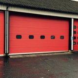 Industrieller Finger-Schutz-Großverkauf-Schnittisoliergarage-Türen