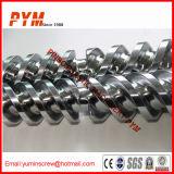 Barillet à vis parallèle pour tube en PVC