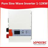 Reiner Sinus-Wellen-Ausgabe-Inverter 1-12kw verwendet für elektrischen Ventilator