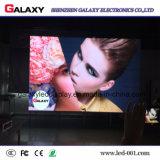 Étalage d'écran fixe d'intérieur de haute résolution de panneau de DEL P1.5625/P1.667/P1.923 pour l'étape de TV, contrôlant le centre