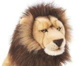 Juguete relleno suave de la felpa del león
