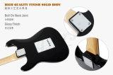AiersiのブランドSt様式のエレキギターのパックW/BV/SGSの証明書