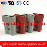 Smh175Aのフォークリフト電池コネクターの赤いカラー