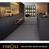 Het grijze het Schilderen van de Kleur Pu Meubilair van de Keuken (AP101)