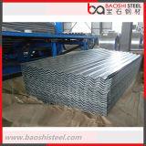El primer rollo de chapa de acero galvanizado para techos de metal