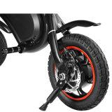Bici eléctrica plegable de Smartek con la batería coreana 013-1