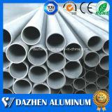 Perfil redondo de aluminio modificado para requisitos particulares popular de la protuberancia del tubo del tubo de la talla