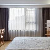 Tenda di finestra solida di tela moderna pulita di mancanza di corrente elettrica di vendita calda (14F0016)