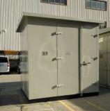 35kv het Compacte Hulpkantoor van de Distributie van het roestvrij staal