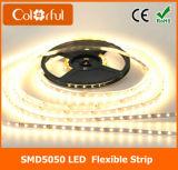 Luz de tira de alumínio nova do diodo emissor de luz do perfil de DC12V SMD5050