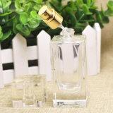 Kristallduftstoff-Flaschenglas-Flaschen-leere Flaschen-Spray-Duftstoff-Flaschen-große Kapazität 50ml