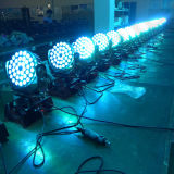 DJ Lumière 36X12W 4in1 Zoom LED Moving Head Wash