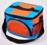 Multi Farben-Eis-Kühlvorrichtung-Beutel mit seitlicher Nettotasche