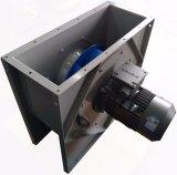Ventilateur centrifuge de refroidissement vers l'arrière incurvé industriel d'échappement de ventilation (355mm)
