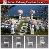 Yc-A382는 결혼식을%s 금속 Chiavari 의자를 도매한다