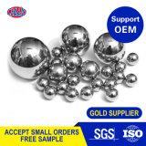 9mm 9.1281mm 9,5mm 9.525mm 9.921mm as esferas de aço a esfera de aço cromado de aço galvanizado de rolamento de esfera de aço inoxidável