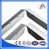 Perfil do alumínio 6061, perfil de alumínio da extrusão