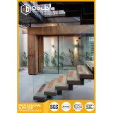 Treppenhaus-Entwurf für Haus-gerades Innentreppenhaus