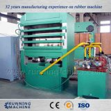 Presse de vulcanisation de platine électrique hydraulique de chauffage