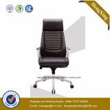 高いバックオフィスの家具管理牛革オフィスの椅子(NS-6C126)