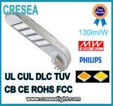 Indicatore luminoso di zona di watt LED di illuminazione stradale del cUL dell'UL 150