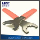 ツールを締め金で止める高い硬度Er25Umのスパナーの締める物