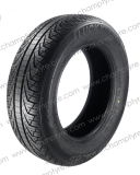 Neumático del coche de la polimerización en cadena de la calidad muy buena con todo el certificado