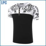 Personalizado bordado costura moda moda camiseta