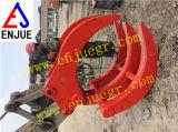 De hydraulische Emmer van het Graafwerktuig voor de Greep van het Schroot van de Rots