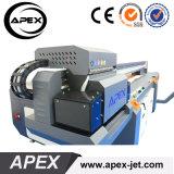 새로운 큰 체재 디지털 UV 평상형 트레일러 인쇄 기계 UV1610 UV 평상형 트레일러 인쇄 기계
