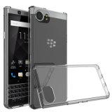 ブラックベリーKeyoneのためのアクリル2in1ハイブリッドコンボの携帯電話の箱