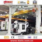 Gru a braccio girevole elettrica resistente della strumentazione di sollevamento di vuotamento del braccio di Kixio 1-20t