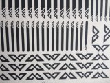 2017 impresión de transferencia de calor de vinilo reflectante Logo Reflector / etiqueta etiqueta de calor