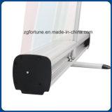Rollo de la pantalla de aluminio de la economía de la pantalla stand para publicidad