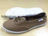 نساء حقنة [كنفس شو] وقت فراغ حذاء أحذية مسطّحة ([فّكس1219-03])