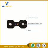 Force de refroidissement diélectrique diélectrique 2 cordes FTTH Drop Cable