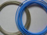 UL de la buena calidad, CE, cable basado en los satélites RG6 de la lista de RoHS