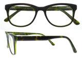 De Optische Glazen van het Oogglas van de Acetaat van de Frames van het Glas van het Oog van de manier