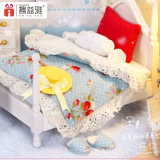 Christmas DIY Funny Wooden Toy Doll House