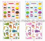印刷されたマイクロミンクの赤ん坊毛布Sft01bb178