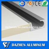 陽極酸化されるを用いる普及した新しいデザインハンドラハンドル6063アルミニウム放出のプロフィール