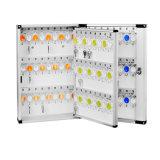 96 Key Holder Tags Alumínio Gabinete de armazenamento caso para escritório