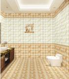 azulejo esmaltado 6D-Inkjet de la pared interior para la decoración 300X600m m del cuarto de baño