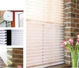 Shangri-La Art gedruckte Muster-Firmenzeichen-Spitze-halbe Fenster-Vorhänge